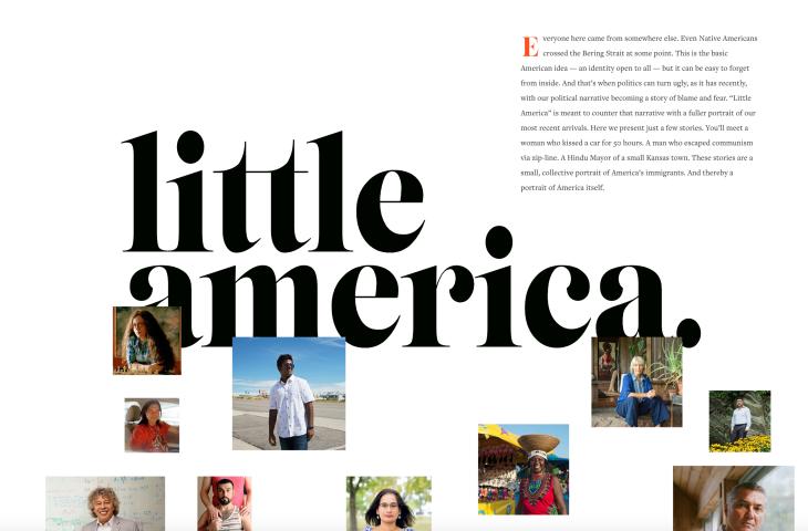 Little America Casting (Universal Studios)