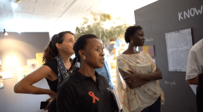 Infected/Affected: An exhibition on the history of HIV in Uganda
