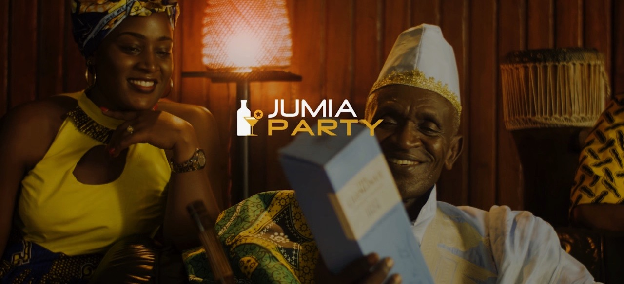 JUMIA Party Commercial
