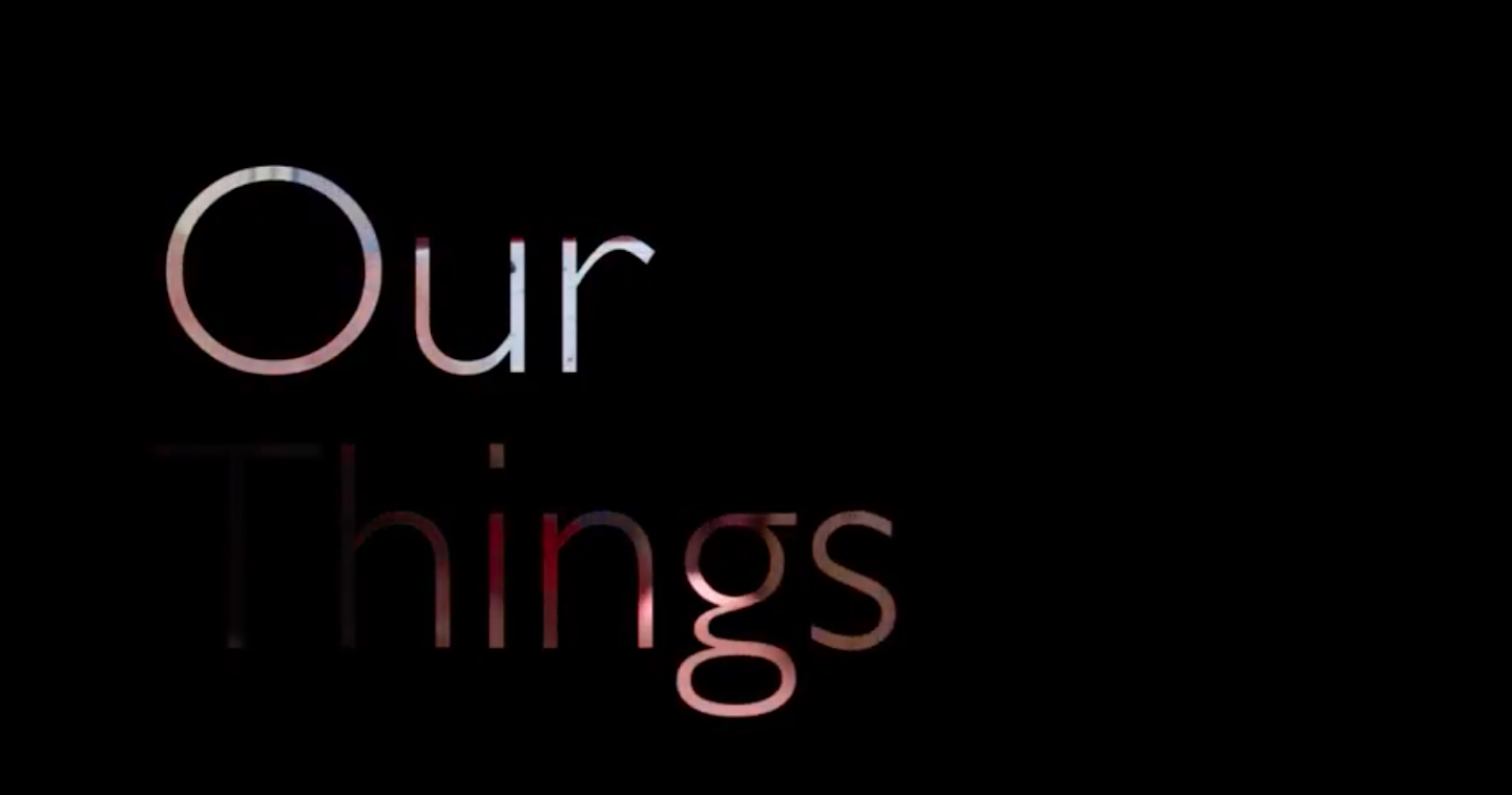 Our Things