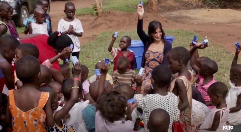Highlighting the impact of Lego in underserved school in Kasawo Village, Uganda.