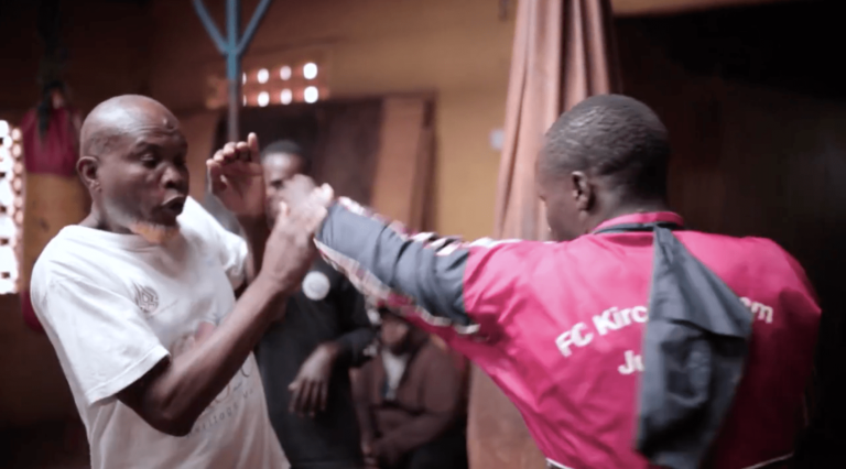 Fundraising video for East Coast Boxing Club